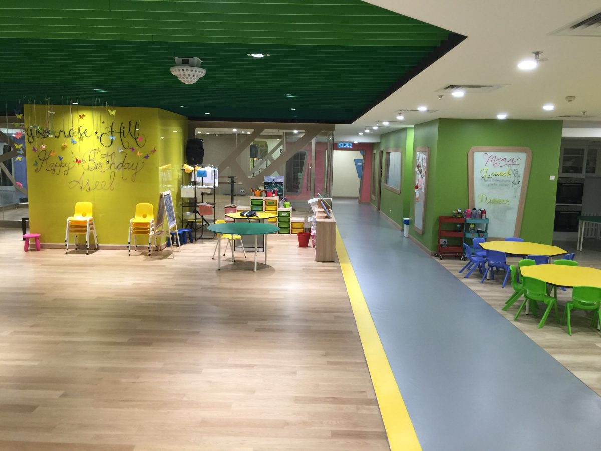 Primrose Hill Active Learning Center 1